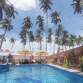 Lotus Garden Resort 3* Mũi Né - Hồ Bơi, Bãi Biển Riêng, Ngay Trung Tâm Đường Nguyễn Đình Chiểu, Phan Thiết