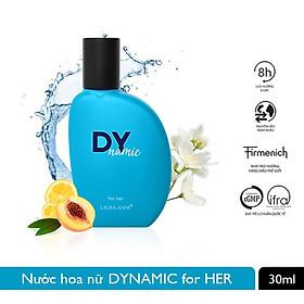 NƯỚC HOA LAURA ANNE DYNAMIC FOR HER - 30ML