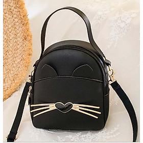 Balo thời trang mini  Hình râu mèo FE47  Shalla