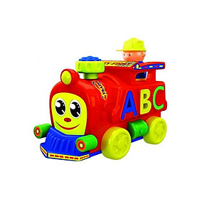 Hình đại diện sản phẩm Bộ đồ chơi xếp hình sáng tạo 283 (L3-Xe Lửa 3 trong 1) - M1511-LR