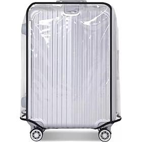 Túi bọc vali nhựa pvc trong suốt