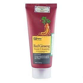 Sữa Rửa Mặt Hồng Sâm Benew Red Ginseng Foam Cleansing (100ml)