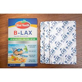 Thực phẩm bảo vệ sức khỏe Hỗ trợ thư giãn não bộ, giảm căng thẳng mệt mỏi cực hiệu quả B-LAX