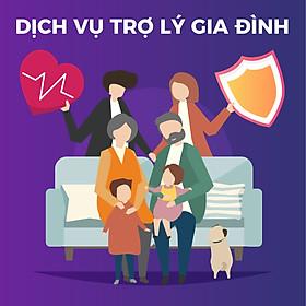 Gói dịch vụ trợ lý gia đình