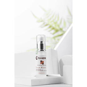 Serum giúp ngăn ngừa mụn, viêm nang lông Cita Herb 20ml