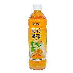 Combo 6 chai Trà mật ong hoa lài Jasmine Honey Tea 585ml