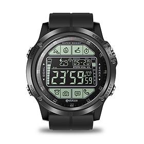 Đồng hồ điện tử đa chức năng Zeblaze VIBE 3S siêu chống thấm chống sốc màn hình siêu xoắn 1.24 inch kết nối Bluetooth BT4.0