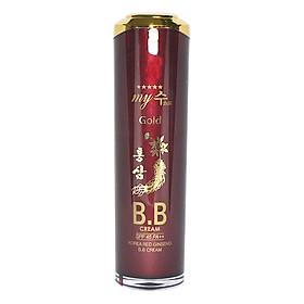 Kem Lót Nền BB Cream Hồng Sâm Đỏ My Gold (40ml)