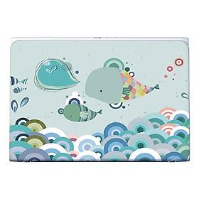 Hình ảnh Mẫu Dán Decal Laptop Hoạt Hình Laptop LTHH-146