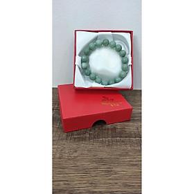 Vòng tay phong thủy đá cẩm thạch 10 ly, vòng tay chuỗi hạt đá