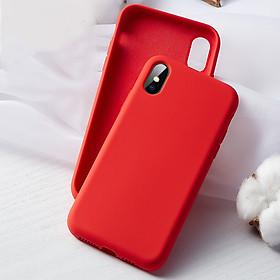 Ốp Lưng ESR Liquid Silicone cho iPhone Xs Max_Hàng Nhập Khẩu
