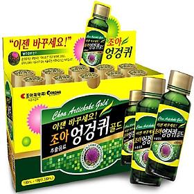 Nước uống giải rượu CHOA Artichoke Gold 1 Hộp (10 Lọ) Hàn Quốc