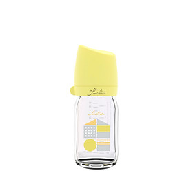 Bình Sữa Thủy Tinh City Bottle - Venice - 240ML