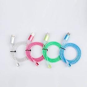 HÀNG CHÍNH HÃNG - Cáp Từ TOPK AM16 USB - Micro Sạc Nhanh Dây Nam Châm Điện Thoại Di Động Cho iPhone Samsung - Phân phối bởi TOPK VIỆT NAM