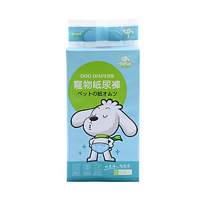 Bỉm quần vệ sinh cho chó mèo Cái (Female) Sumiho công nghệ Ý (Nhiều size) thấm hút vượt trội