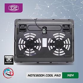 Notebook cool pad N24 - Hàng nhập khẩu
