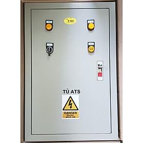 Tủ ATS tự động chuyển nguồn và tự động đề nổ máy phát điện