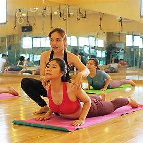 [HCM - QUẬN 2] FIT MASTER - 3 Tháng tập Gym + GroupX + Yoga không giới hạn tặng 2 session PT + 1 Inbody
