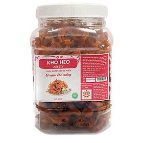 Khô Heo Mix Tỏi Thơm Ngon Cay Cay TeTe Food 500 gram