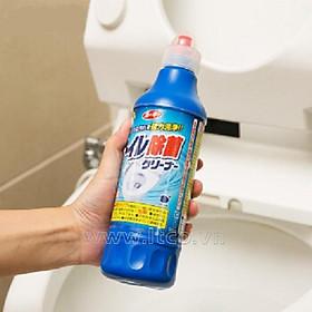 Chai nước tẩy toilet 500ml nội địa Nhật Bản