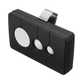 Garage Door 3 Key Remote Control Key 390Mhz