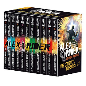 Alex Rider Box Set 1-11