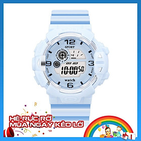 Đồng hồ điện tử thể thao nam nữ PAGINI phong cách Hàn Quốc – Đa chức năng báo thức – Hiển thị lịch ngày giờ thứ - WA0006