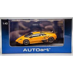Xe Mô Hình Lamborghini Murcielago Sv 1:43 Autoart - 54627aa1 (Cam)