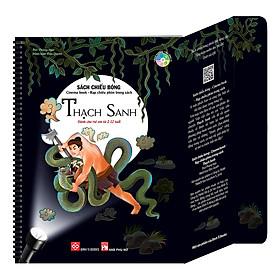 Sách Chiếu Bóng - Cinema Book - Rạp Chiếu Phim Trong Sách - Thạch Sanh