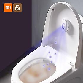 Xiaomi  Youpin Xiaoda Smart UVC + Ozone LED khử mùi nhà vệ sinh Tự động khử trùng, khử mùi và chống thấm nước