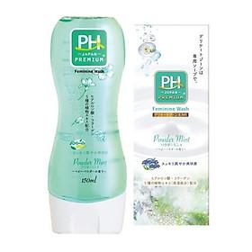 Dung dịch vệ sinh phụ nữ PH Care Feminine Wash 150ml Nhật Bản - Hương bạc hà