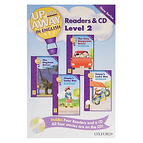 Up and Away Reader Packs: Pack 2