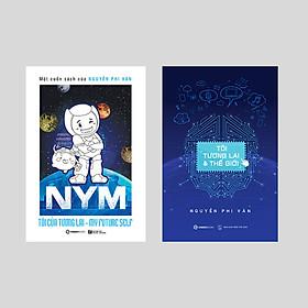 BỘ: NYM - Tôi Của Tương Lai (Bản Thường) + Tôi, Tương Lai Và Thế Giới