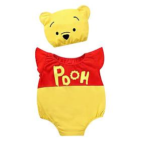 Bộ Đồ Sơ Sinh Gấu Pooh BS159