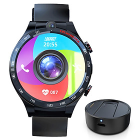 LOKMAT APPLLP 4 Smart Watch(Nano SIM Card)4G Independent Call 1.6-Inch TFT Full-Touch Screen 400*400 High Resolution 4GB