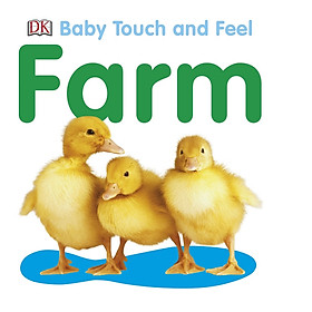 DK Farm (Series Baby Touch And Feel)