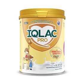 Sản phẩm dinh dưỡng sữa bột IQLac Pro Phát triển chiều cao 400g