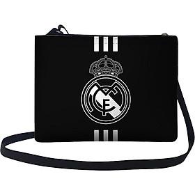 Túi Đeo Chéo Nữ In Hình Real Madrid - TUST041 (24 x 17 cm)