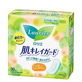 Băng vệ sinh Laurier không cánh - Nội địa Nhật Bản