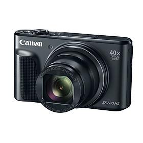 Máy Ảnh Canon SX720 HS - Hàng Nhập Khẩu (Tặng Thẻ Nhớ 16GB + Tấm Dán LCD)