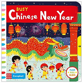 Busy Chinese New Year (Busy Books)