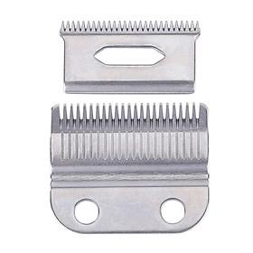 Lưỡi dao cắt tóc bằng thép không gỉ thay thế tông đơ cắt tóc không dây