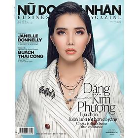Tạp chí NỮ DOANH NHÂN số 126 phát hành T7/2019