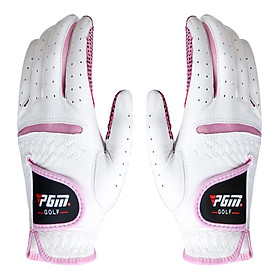 Găng Tay Golf Nữ PGM Golf Lady Gloves ST007