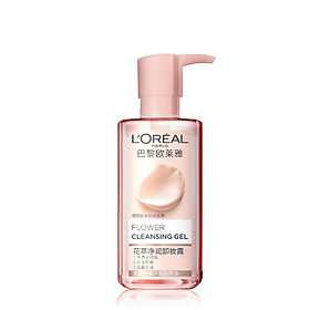 LOREAL Flower Cleansing Oil 250ml