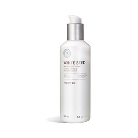 Nước Hoa Hồng THE FACE SHOP White Seed Real Whitening Toner 160ml