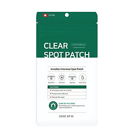 Set 18 Miếng Dán Mụn Some By Mi Clear Spot Patch (18 pcs)
