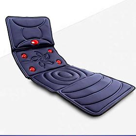 Đệm massage toàn thân gấp gọn có điều khiển