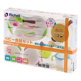 Bộ Ăn Dặm Toàn Diện Cho Bé Richell RC21171