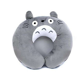 Gối kê cổ chữ U Totoro xinh xắn size 30cm
